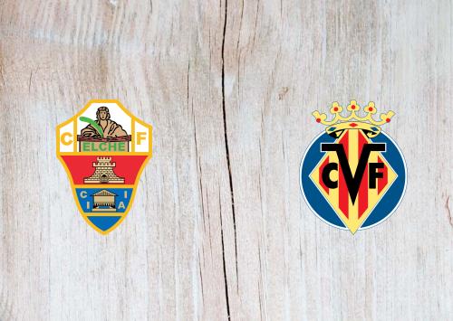 Elche vs Villarreal -Highlights 06 February 2021