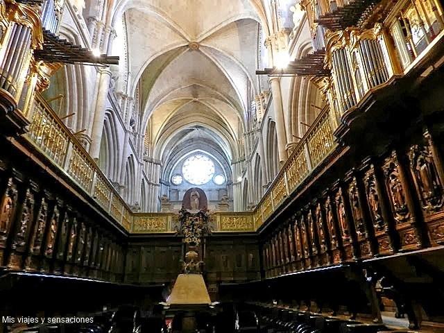 coro de la Catedral de Cuenca, Castilla la Mancha