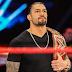 Roman Reigns presente nos bastidores do RAW