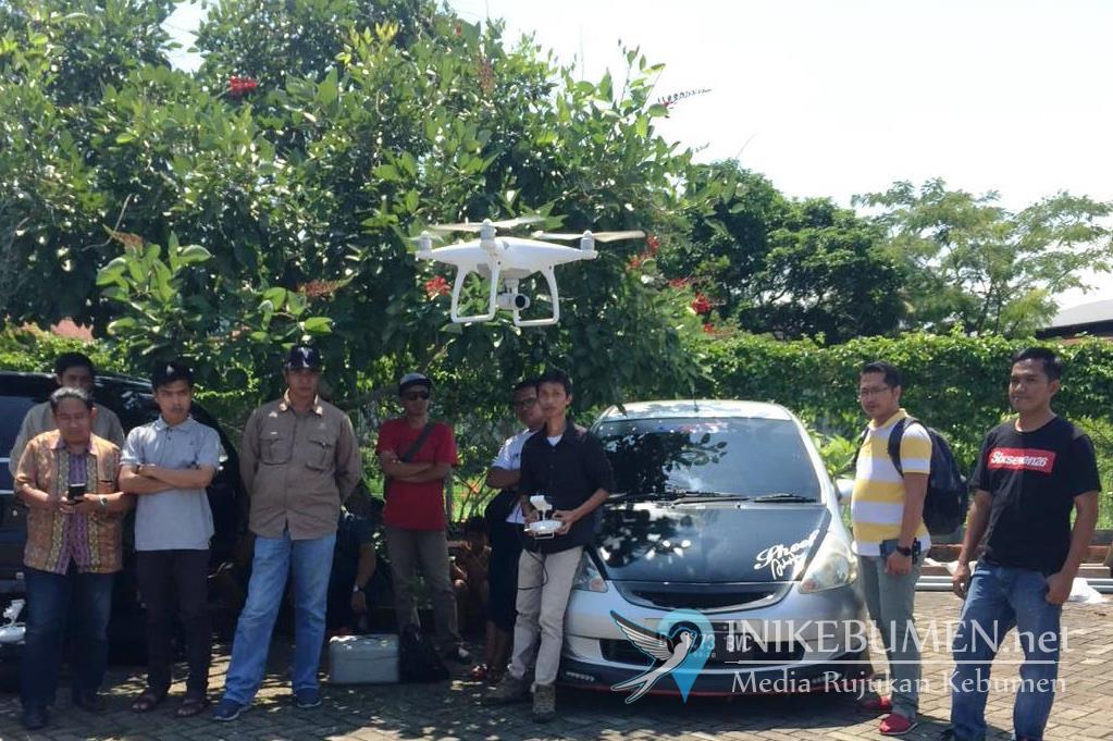 FASI Drone Kebumen Terbentuk, Jadi Wadah Kumpulnya Para Pecinta Pesawat Tanpa Awak