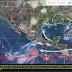 Lluvia muy fuerte, actividad eléctrica y granizo, se prevén en nueve entidades de México