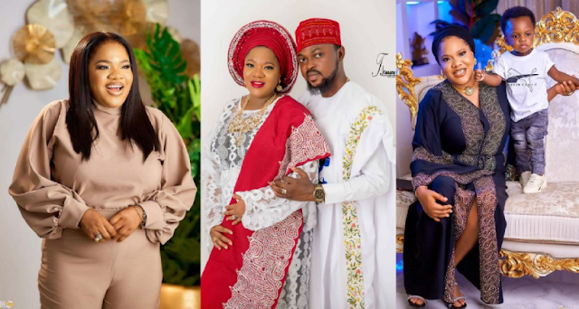 Nollywood Actress, Toyin Abraham set to begin a reality TV show featuring her family