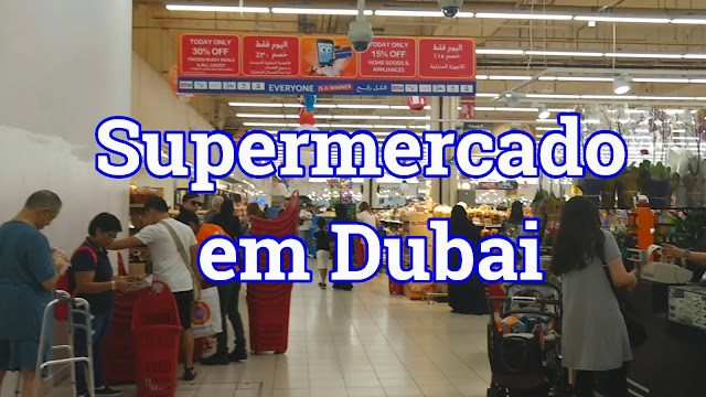 Carrefour no Mall of the Emiorates