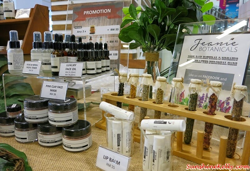 Jeanie Botanicals, A Fun Weekend, Markets Jaya One, The School, Jaya One,
