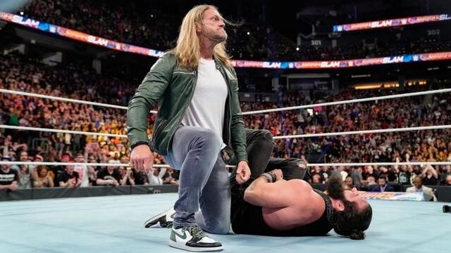 Edge की WWE Royal Rumble 2020 में होने वाली है वापसी