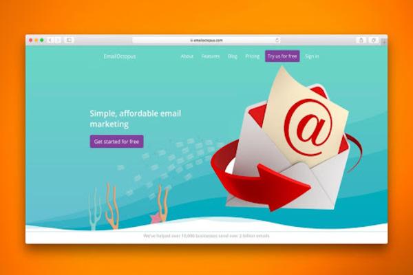 منصة تسويق إلكترونية متكاملة لإنشاء حملات البريد الإلكتروني و أتمتتها مجانا