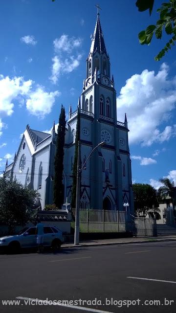 Igreja Matriz Nossa Senhora do Perpétuo Socorro, Vale do Taquari