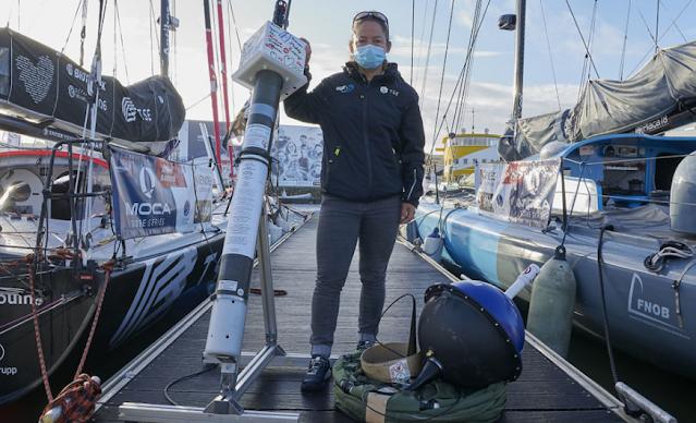 جريدة أكادير بريس 24 : فيندي جلوب: عندما يساعد البحارة العلماء في الحفاظ على المحيطات