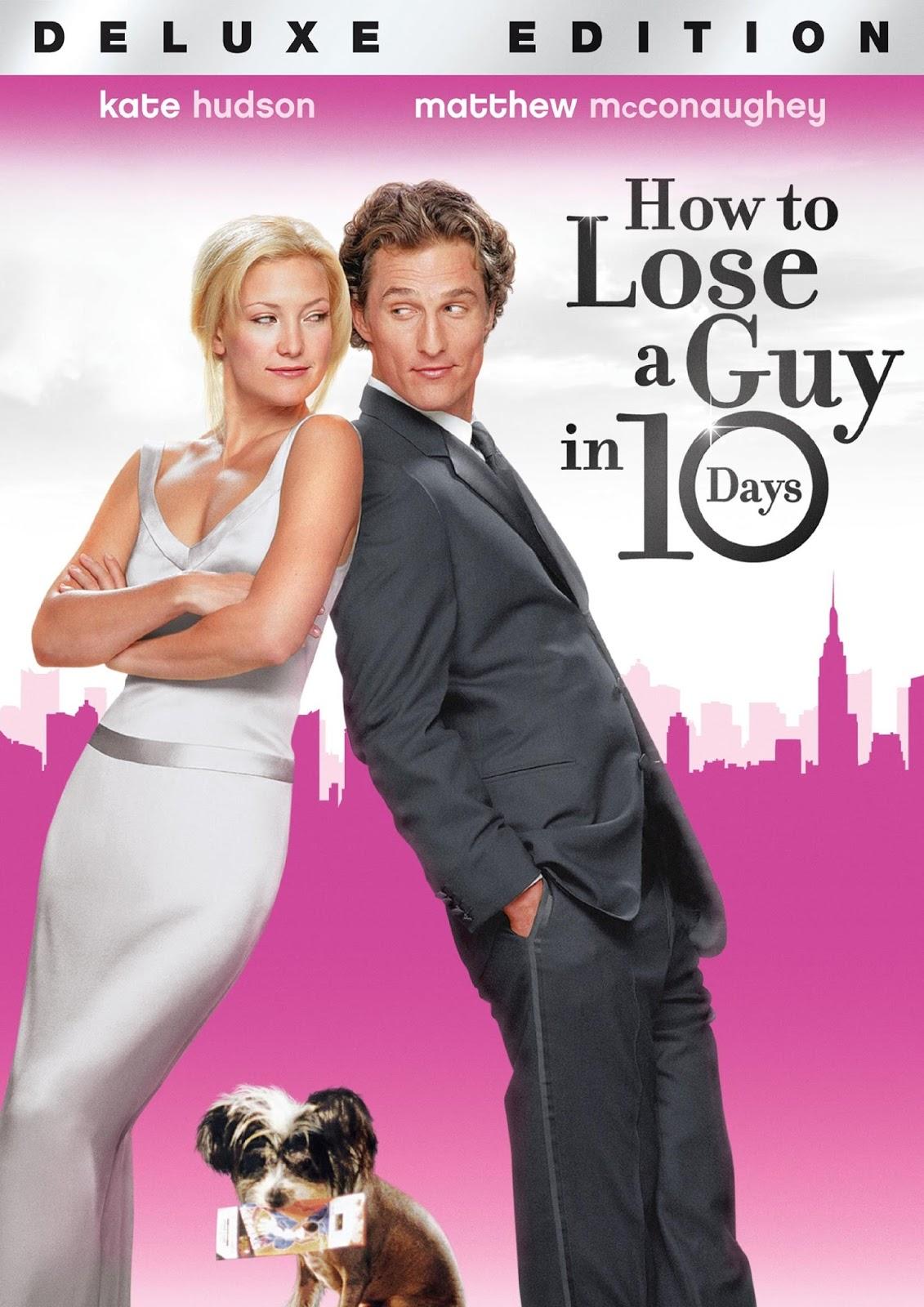 How to Lose A Guy In 10 Days แผนรักฉบับซิ่ง ชิ่งให้ได้ใน 10 วัน [HD][พากย์ไทย]