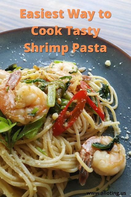 Easiest Way to Cook Tasty Shrimp Pasta