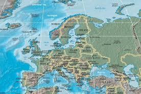 Letak Geografis Benua Eropa