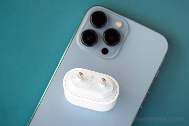 سرعة الشحن في iPhone 13 Pro Max