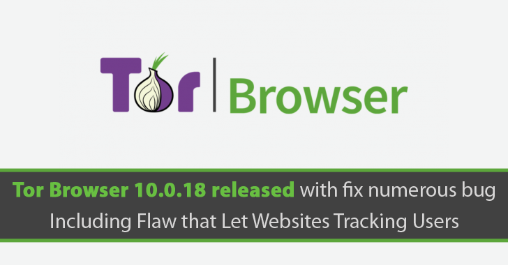 Tor Browser 10.0.18