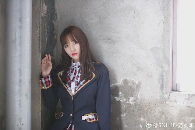 Wan Lina SNH48 Team HII