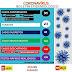 Coronavírus:Confira o boletim epidemiológico de Iaçu hoje (24)