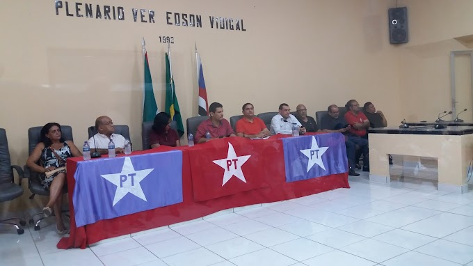 Visando uma cadeira no legislativo, PT/Caxias dar posse à nova  presidência do partido