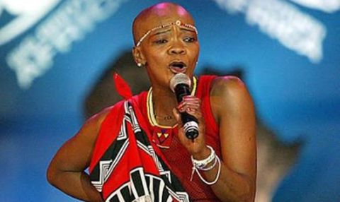 Brenda Fassie - [A Must Read] 6 African Music Legends You Should Know