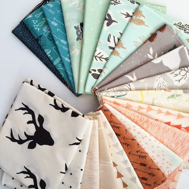 Lily' Quilts Fabric Friday