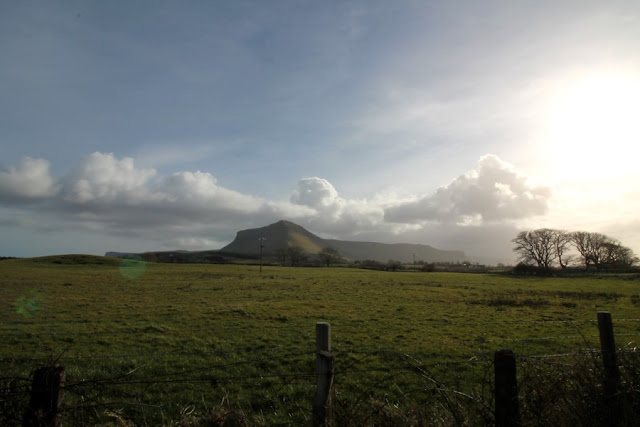 Ben Bulben Clouds