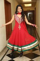 Mahima in super cute Red Sleeveless ~  Exclusive 45.JPG