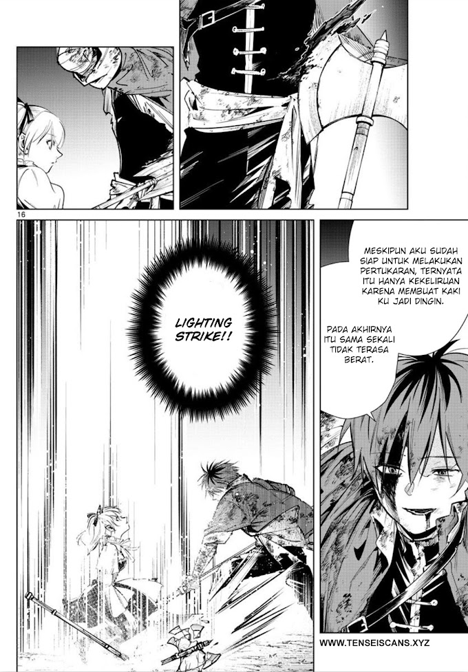 Sousou no Frieren Vol. 3 Chapter 20 Bahasa Indonesia
