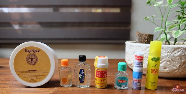 Marcas de óleo essencial de embrocação e linimento nas Filipinas | Querida Kitty Kittie Kath 2