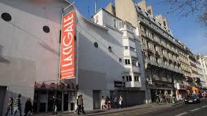 La Cigale, salle de spectacle proche de la Butte Montmartre.
