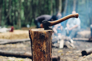 Kehidupan si Tukang Penebang Pohon