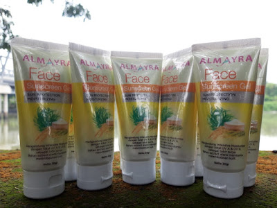 Almayra Sunscreen Gel For Face
