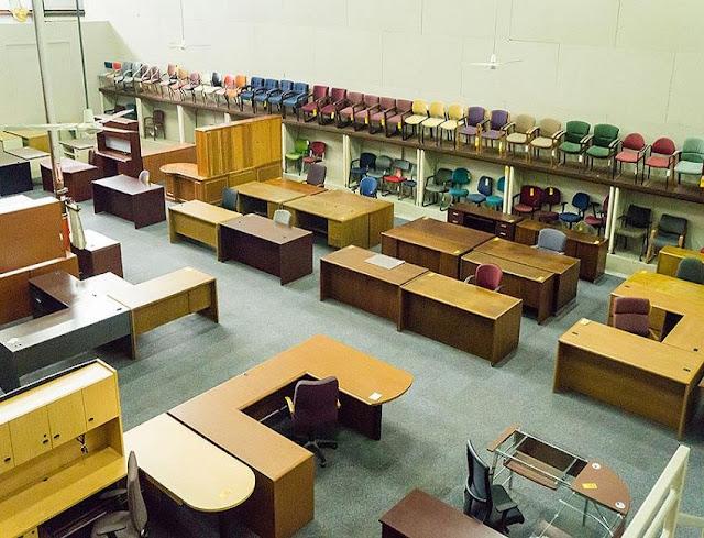 buying cheap used office furniture Kalamazoo MI for sale