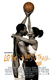 Love & Basketball Poster