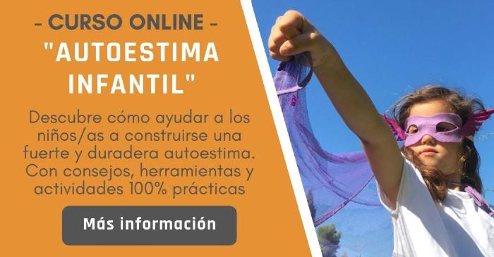 curso practico online aumentar autoestima infantil