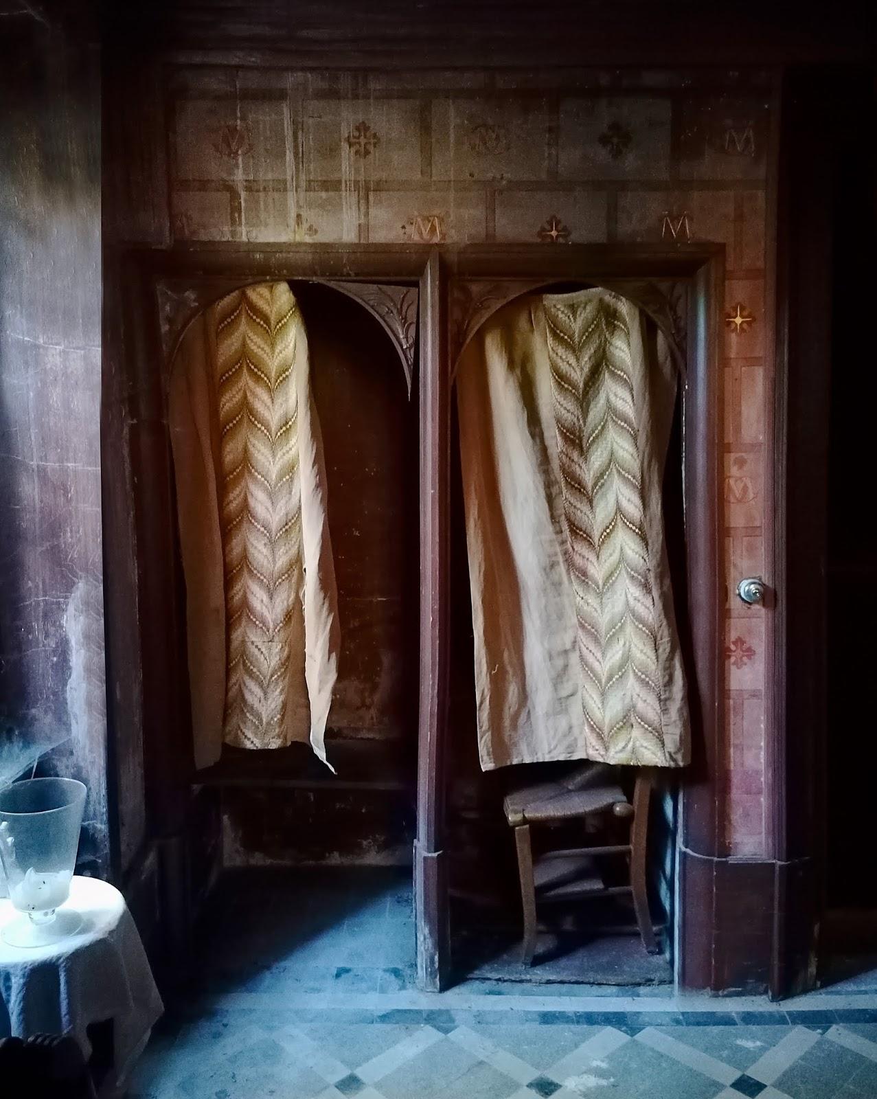 chapelle - confessionnal