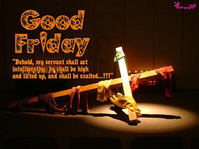 Good Friday Facebook Image