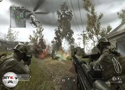 تحميل لعبة Call of Duty 4 Modern Warfare كاملة بحجم خيالي من ميديافاير