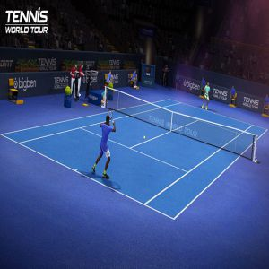 download Tennis World Tour pc game full version free