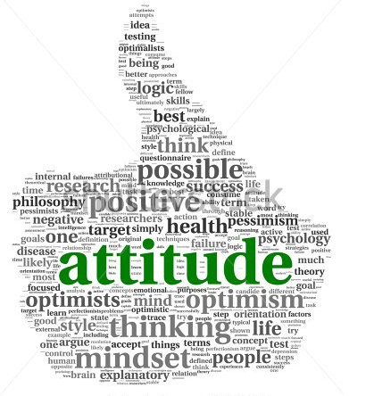 attitude is everything steemit