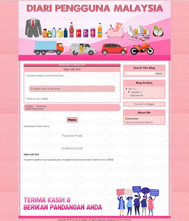 Blog Design 95