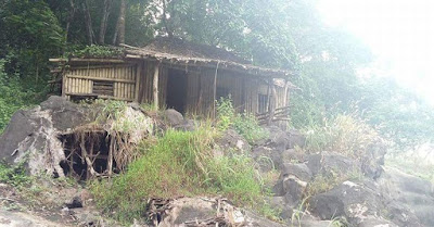 Pulimurugan shooting location in the Jungle