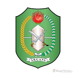 Provinsi Kalimantan Barat Logo vector (.cdr)