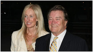 Steve Kroft And His Wife Pic