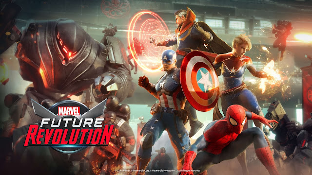 Marvel revela RPG de mundo aberto Future Revolution