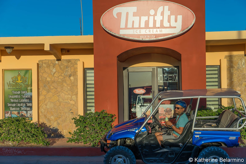 Thrifty Ice Cream Things to Do in Puerto Peñasco