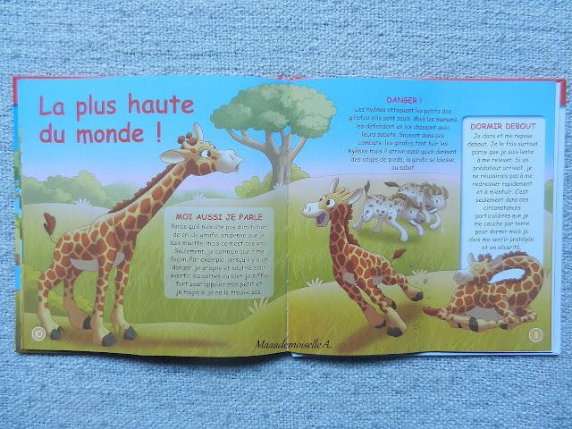 Le monde des animaux sauvages (Présentation & Avis)(Chut, les enfants lisent #10)