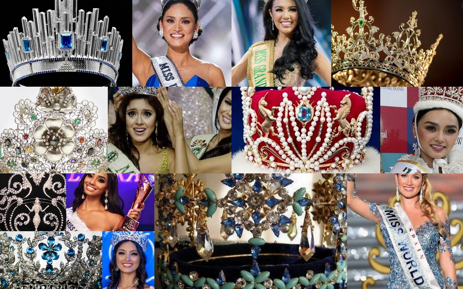 7 interesting facts on the worth of 7 international grand slam 7 grand slam beauty pageants