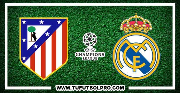 Ver Atlético Madrid vs Real Madrid EN VIVO Por Internet Hoy 10 de Mayo 2017
