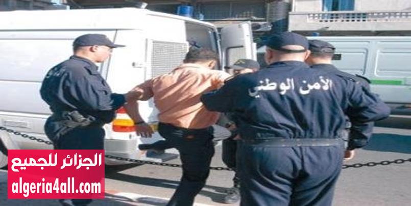 شرطة سيدي بلعباس,شرطة سيدي بلعباس تلقي القبض على أخوين مبحوث عنهما منذ 21 سنة.توقيف أخطر أخوين مبحوث عنهما من طرف العدالة منذ 21 سنة,مصالح أمن دائرة سفيزف ببلعباس