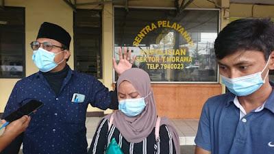 Ironis! Temukan Ponsel, Pasutri Ini Malah Ditahan di Polsek Tanjung Morawa, Diduga Diminta 'Uang Damai' Rp 35 Juta