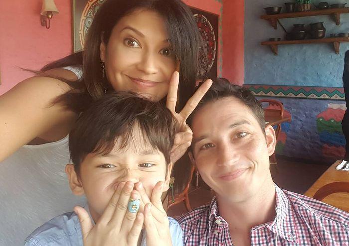 Potret terkini Kenzou Lion, putra Tamara Bleszynski dan Mike Lewisinstagram.com/tamarableszynskiofficial