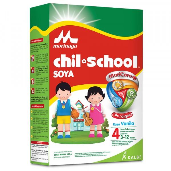 Morinaga Chil School Soya untuk Pelengkap Nutrisi Si Kecil dengan Alergi Susu Sapi